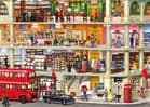 Retail Therapy- 1000 Piece Jigsaw Puzzle | Gibson's Jigsaws | Retro Gifts